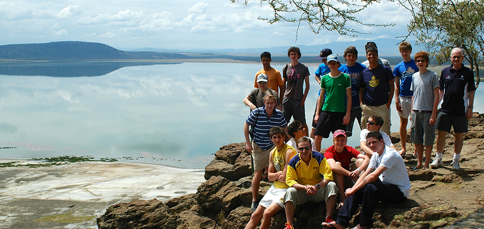tourist-lake