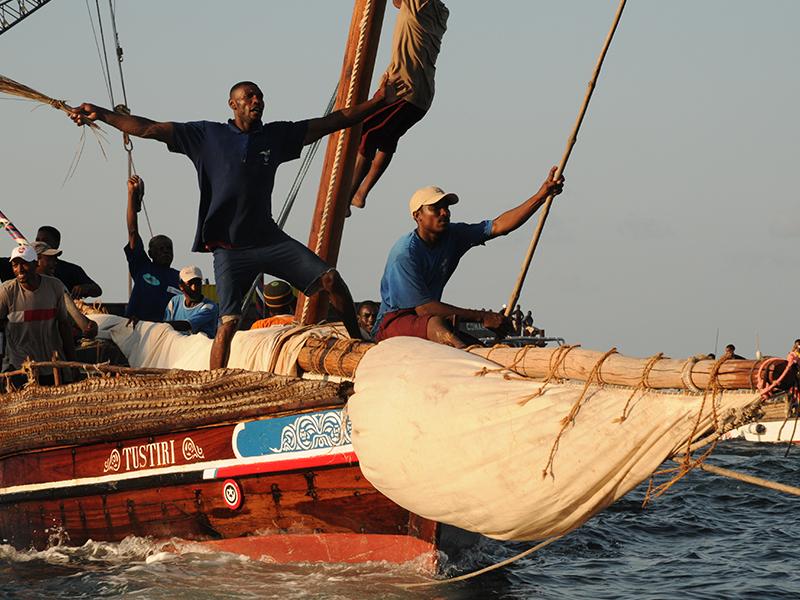 Lamu Ferry