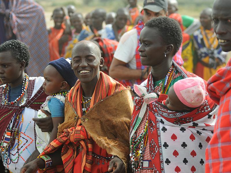 Maasai Festival